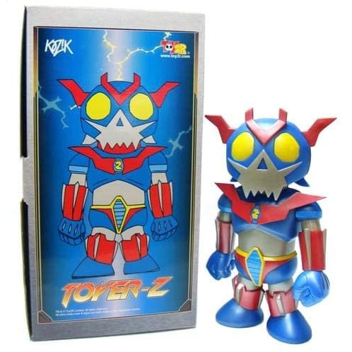 "Toy2r Toyer-Z 10"" Figure by Frank Kozik"