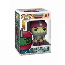 Masters of the Universe Pop! Vinyl Figures Comic Trap Jaw [487]