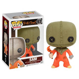 Movies Pop! Vinyl Figure Sam [Trick or Treat]