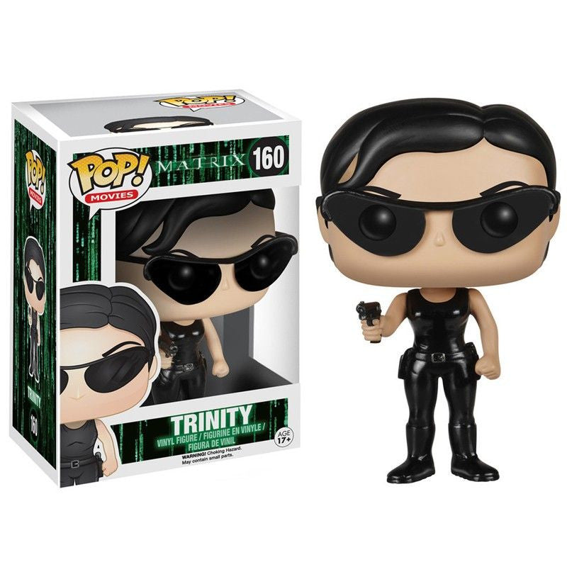 Movies Pop! Vinyl Figure Trinity [The Matrix]