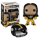 NFL Pop! Vinyl Figure Troy Polamalu [Pittsburgh Steelers] - Fugitive Toys