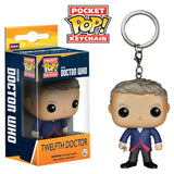 Doctor Who Pocket Pop! Keychain Twelfth Doctor - Fugitive Toys