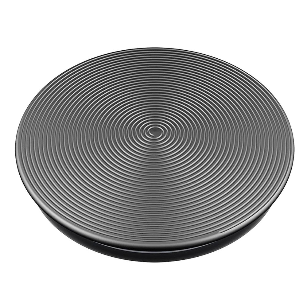 PopSockets Premium: Twist Space Grey Aluminum Edition