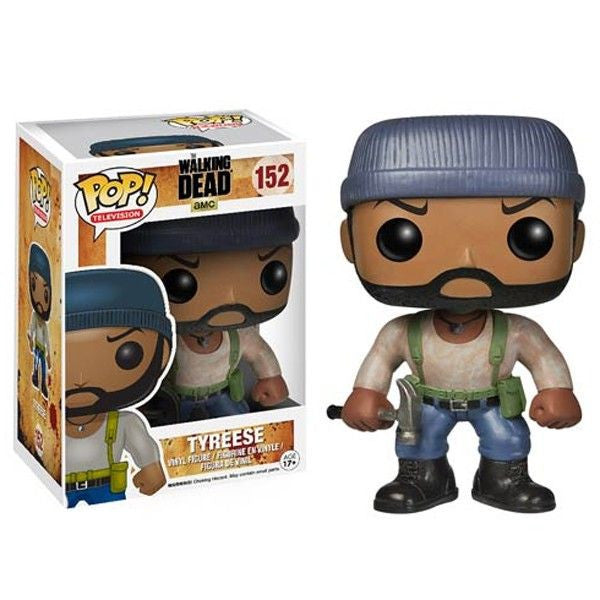 The Walking Dead Pop! Vinyl Figure Tyreese [152] - Fugitive Toys