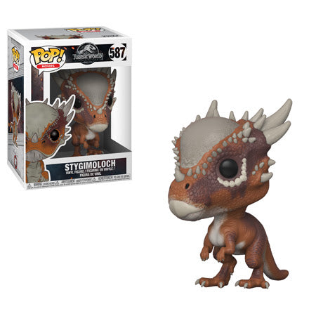 Jurassic World Fallen Kingdom Pop! Vinyl Figure Stygimoloch [587]