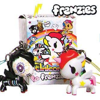 Tokidoki Unicorno Frenzies: (1 Blind Box) - Fugitive Toys