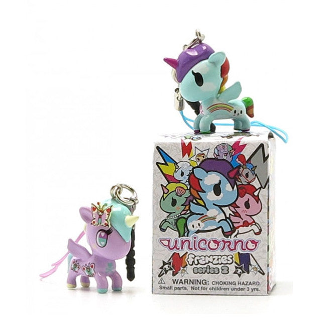 Tokidoki Unicorno Frenzies Series 2: (1 Blind Box)