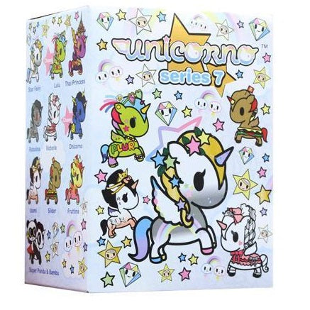 Tokidoki Unicorno Series 7: (1 Blind Box)