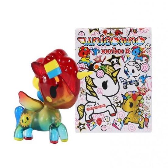 Tokidoki Unicornos Series 6: (1 Blind Box)