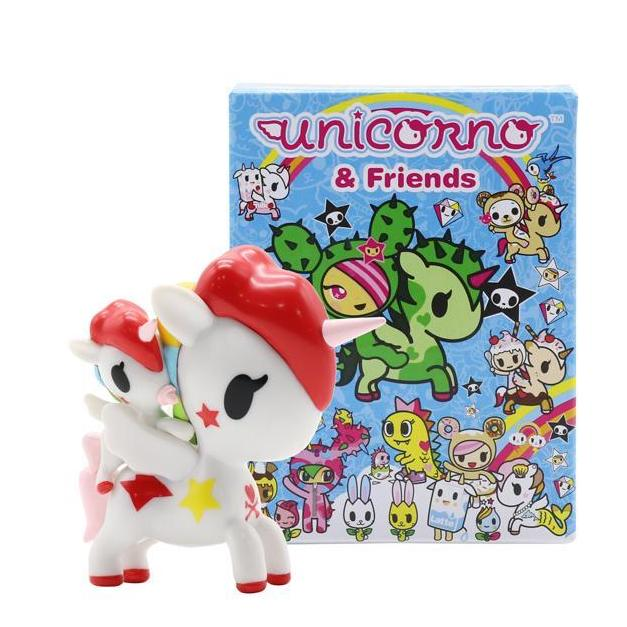 Tokidoki Unicorno and Friends: (1 Blind Box)