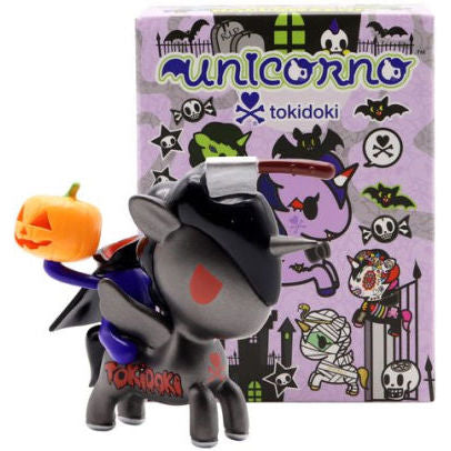 Tokidoki Unicorno Happy Halloween: (1 Blind Box)
