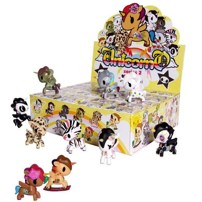 Tokidoki Unicorno Mini Series 2: (Case of 24)
