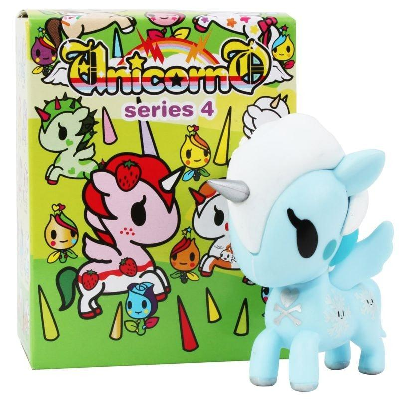 Tokidoki Unicorno Series 4: (1 Blind Box)
