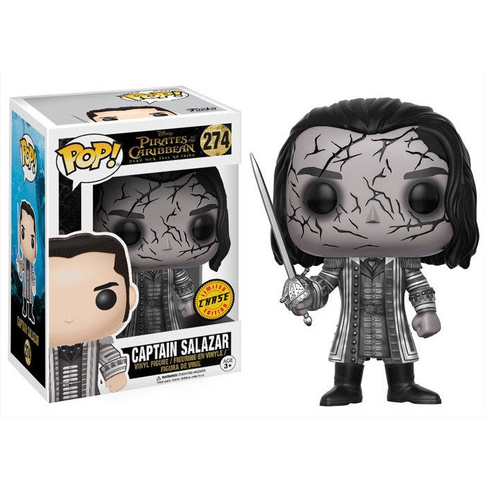 Disney Pop! Vinyl Figure Captain Salazar (Chase) [PotC: Dead Men Tell No Tales]