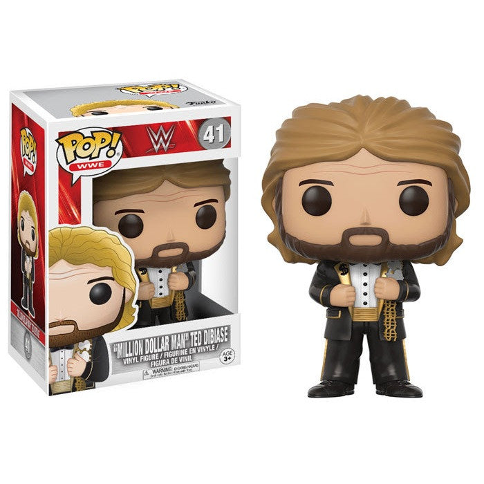 WWE Pop! Vinyl Figure Million Dollar Man Ted Dibiase