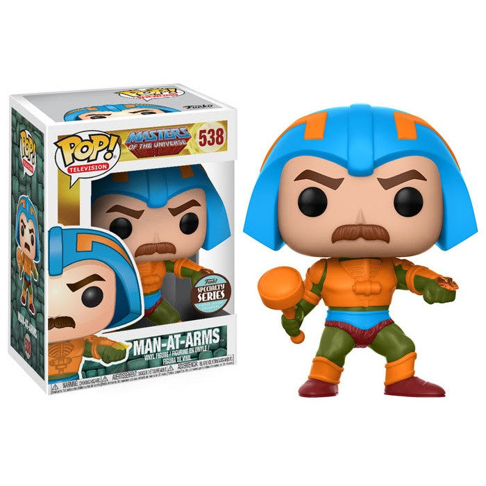 Masters of the Universe Pop! Vinyl Figure Man At Arms