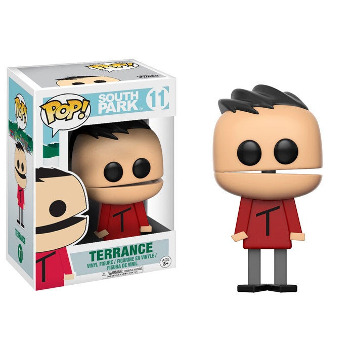 South Park Pop! Vinyl Figure Terrance