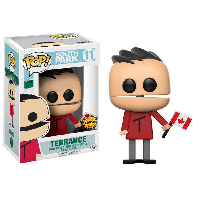 South Park Pop! Vinyl Figure Terrance (Chase)