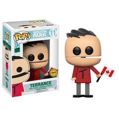 South Park Pop! Vinyl Figure Terrance (Chase) - Fugitive Toys