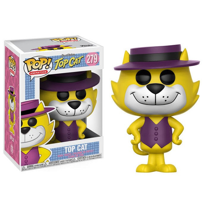 [Preorder] Hanna-Barbera Pop! Vinyl Figure Top Cat [279]