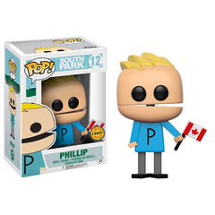 South Park Pop! Vinyl Figure Phillip (Chase) - Fugitive Toys