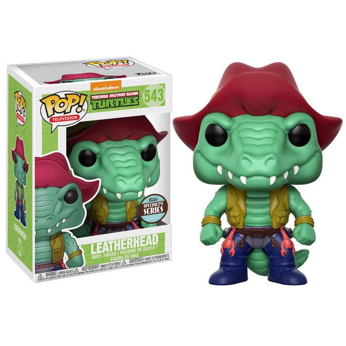 Teenage Mutant Ninja Turtles Pop! Vinyl Figure Leatherhead [Specialty Series]
