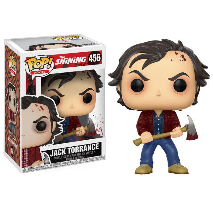 Movies Pop! Vinyl Figure Jack Torrance [The Shining]