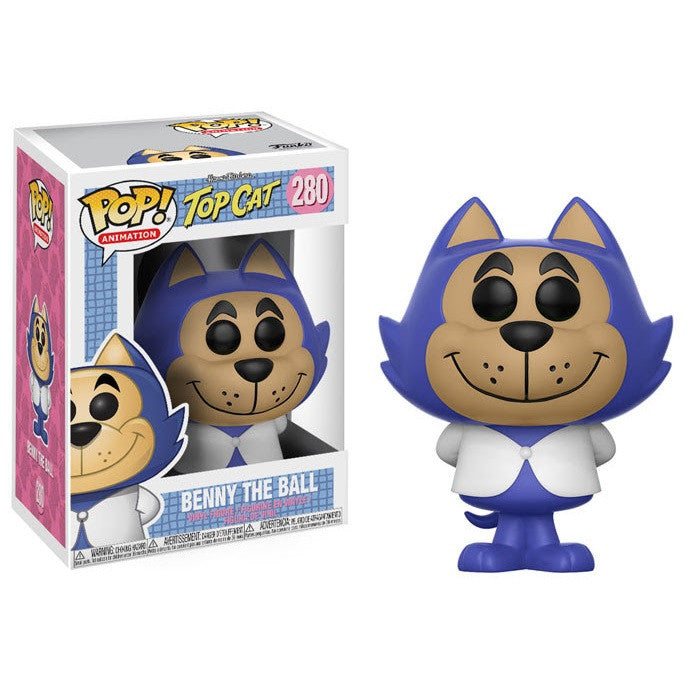 [Preorder] Hanna-Barbera Pop! Vinyl Figure Benny the Ball [280]
