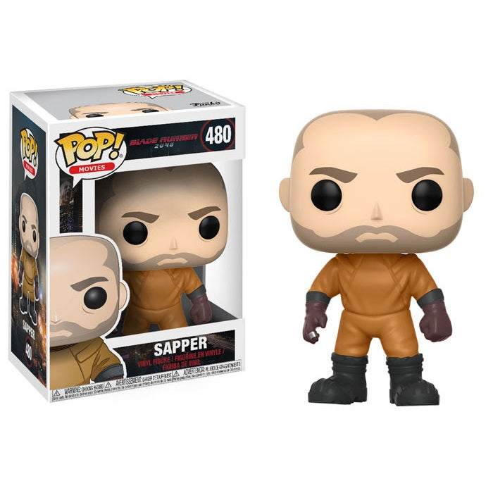Movies Pop! Vinyl Figure Sapper [Blade Runner 2049] [480]