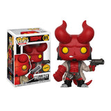 Comics Pop! Vinyl Figure Hellboy (Chase) [Hellboy] [01] - Fugitive Toys