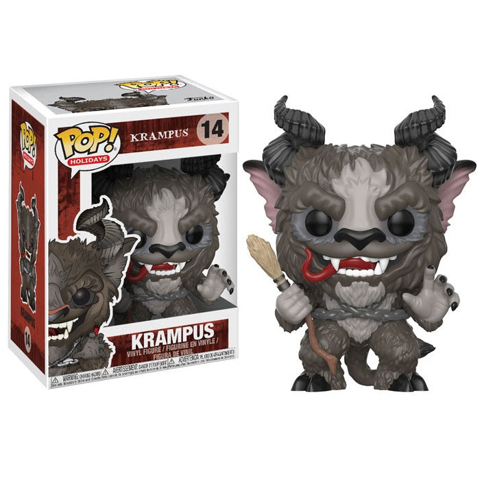 Holidays Pop! Vinyl Figure Krampus [14]
