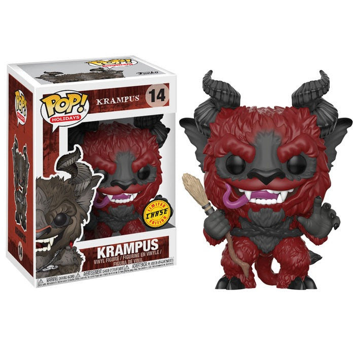 Holidays Pop! Vinyl Figure Krampus (Chase) [14]