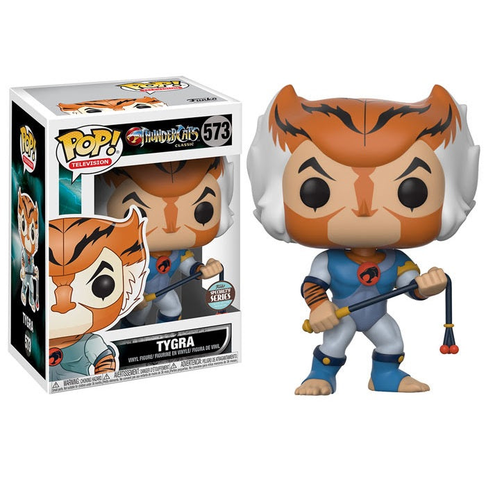 Thundercats Pop! Vinyl Figure Tygra [Specialty Series] [573]