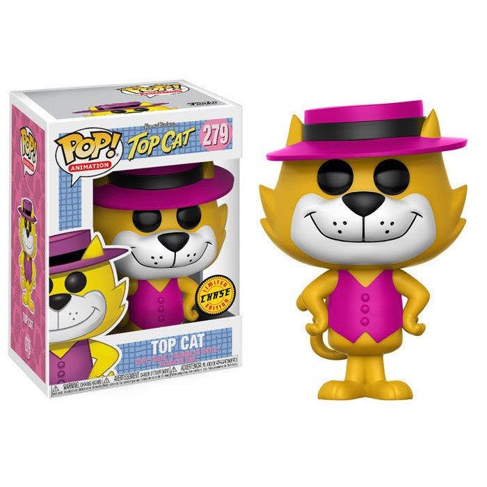 [Preorder] Hanna-Barbera Pop! Vinyl Figure Top Cat (Chase) [279]