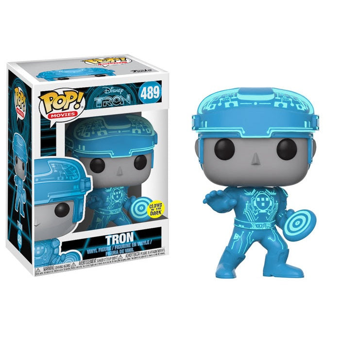 Movies Pop! Vinyl Figure Tron [Tron] [489]