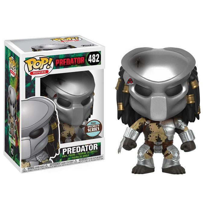 Movies Pop! Vinyl Figure Masked Predator [Specialty Series] [482]