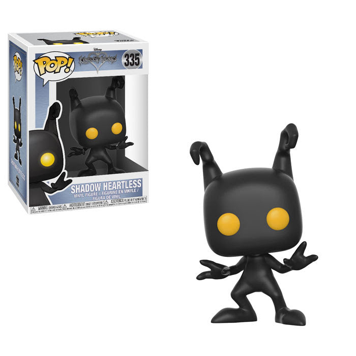 Disney Pop! Vinyl Figure Shadow Heartless [Kingdom Hearts] [335]