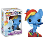 My Little Pony Pop! Vinyl Figure Rainbow Dash Sea Pony [12] - Fugitive Toys