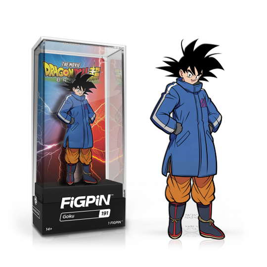 Dragon Ball Super: Broly FiGPiN Enamel Pin Goku [191]