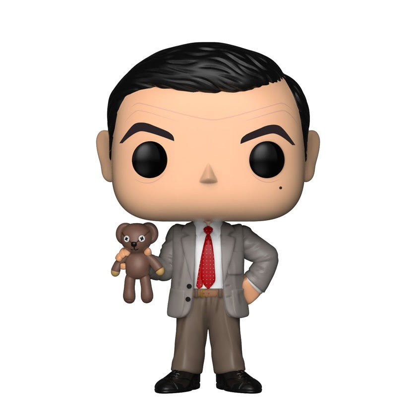 Mr. Bean Pop! Vinyl Figure Mr. Bean [592]
