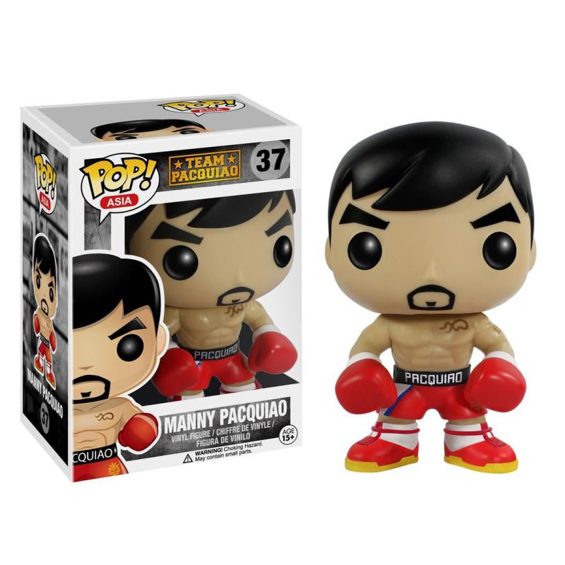 Asia Pop! Vinyl Figure Manny Pacquiao [The Boxer] - Fugitive Toys
