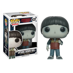 Stranger Things Pop! Vinyl Figure Upside Down Will [437]