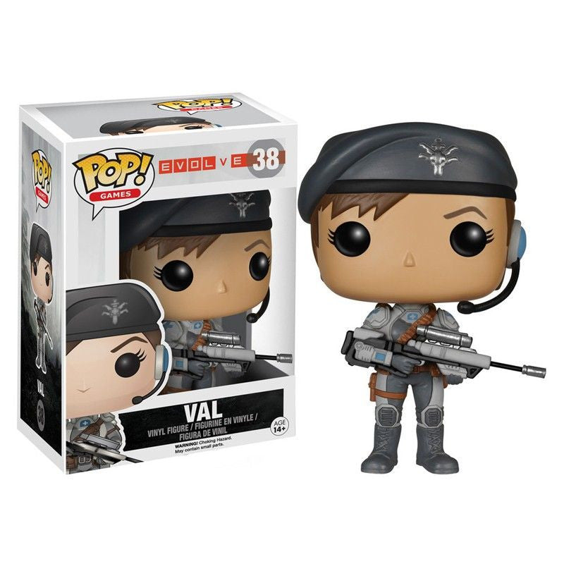 Evolve Pop! Vinyl Figure Val