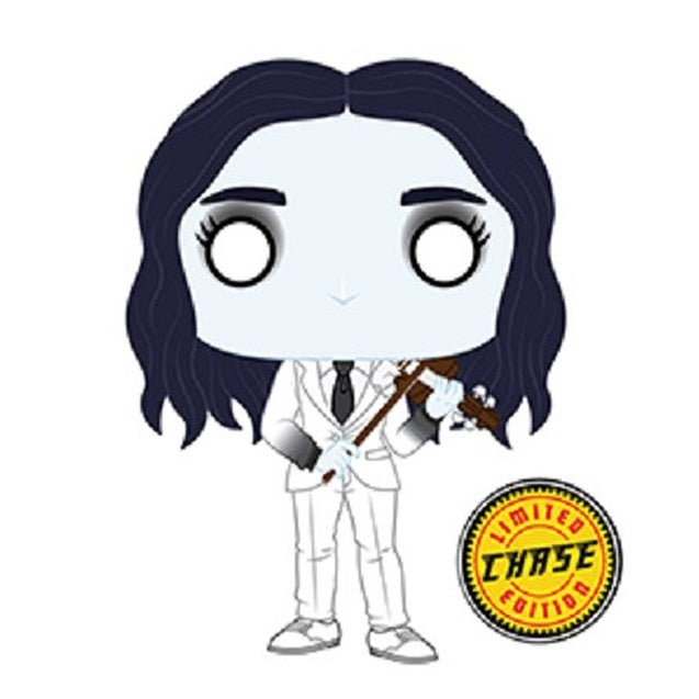 The Umbrella Academy Pop! Vinyl Figure Vanya Hargreeves (White Violin) (Chase) [934] - Fugitive Toys