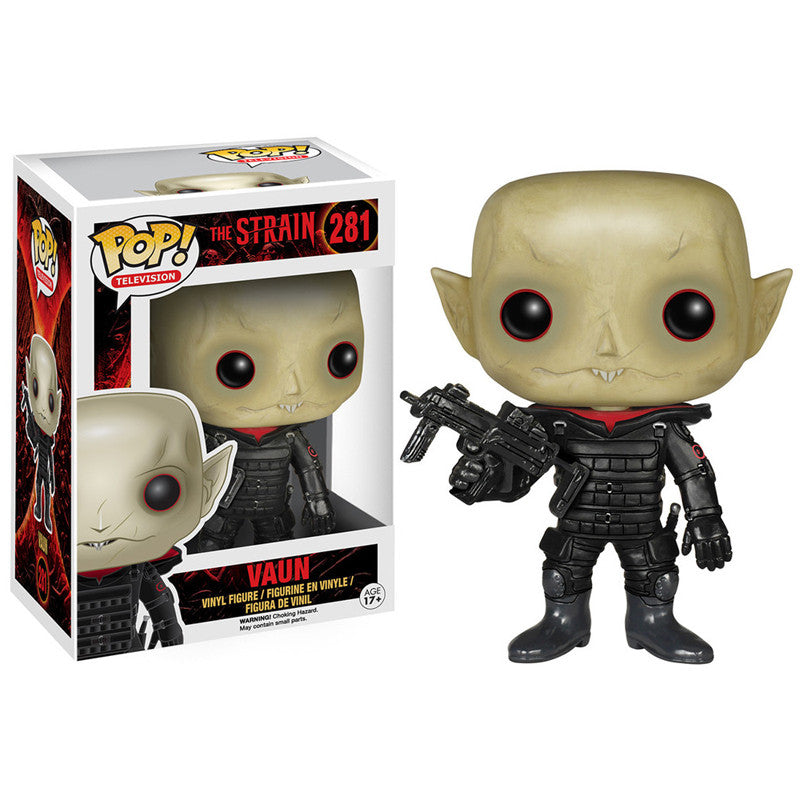 The Strain Pop! Vinyl Figure Vaun