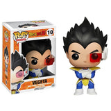 Dragon Ball Z Pop! Vinyl Figure Vegeta [10] - Fugitive Toys