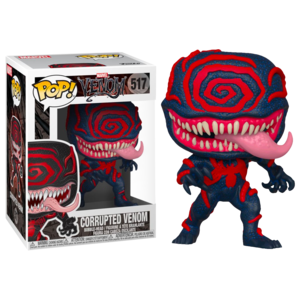 Venom Pop! Vinyl Figure Corrupted Venom [517]