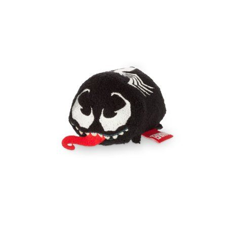 Disney Marvel Venom Tsum Tsum Mini Plush - Fugitive Toys