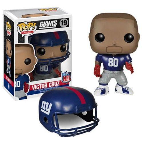 NFL Pop! Vinyl Figure Victor Cruz [New York Giants]