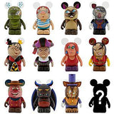 Disney Vinylmation Villains Series 3: (1 Blind Box) - Fugitive Toys